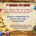 Image for 1st Annual Toy Drive